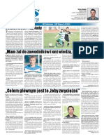 Głos Sportowy 31.10.2013