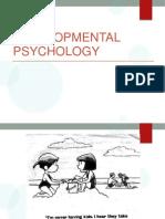 developmental psych ch4