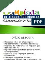 Apresentação Memória, poemas, artigo