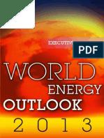 IEA 2013 World Energy Outlook