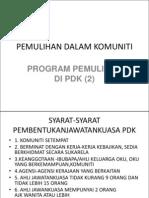 3.2 PDK- struktur Organisasi