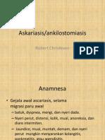 Askariasis (anak)