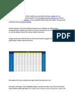 Validitas dan Reliabilitas SPSS