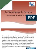 La Tecnologia y Tu Negocio.pdf