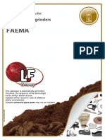 Coffee Grinders FAEMA 201309161156 Lf