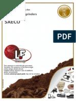 Coffee Grinders SAECO 201309161242 Lf