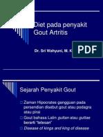 Diet Gout1