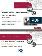 Ultima Forte Basic Training_Huawei_India.pptx