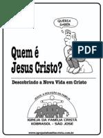 1 - Discipulado Nova Vida Em Cristo