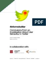 Informe Twitter (English)