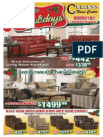 Cullens Home Center - Holiday Sale