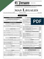Ley Marco Del Empleo Publico- 28175