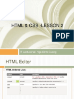 HTML&CSS Lesson 2.pptx