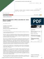 Márcio Pochmann critica conceito de 'nova classe média' _ GGN