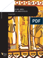 MiMesis en Aristóteles Más allá del arte