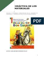 GUÍA DIDÁCTICA DE LOS MATERIALES