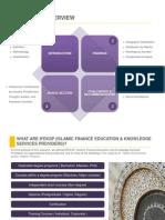 Global Islamic Finance Education 2013