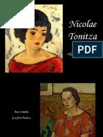 Nicolae Tonitza - Femeia in pictura.pps