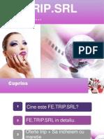 Prezentare Power Point Firma De Exercitiu De Cosmetice