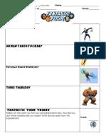 Fantastic Four Warm Up.pdf