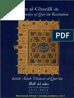 ImamAl-ghazali-OnTheEtiquettesOfQuranRecitationkitabAdabTilawatAlQuran.pdf