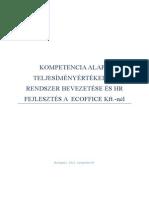 Ecoffice szervezetfejlesztés
