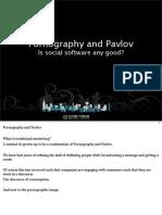 Pornography and Pavlov