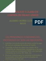 5.- Clases y Servicios Del LLC