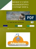 Marketing de Conquista Taller