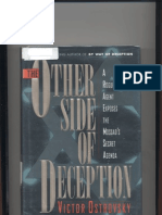 The Other Side of Deception Victor Ostrovsky Ex Mossad 1994 PDF February 11 2012-9-49 Pm
