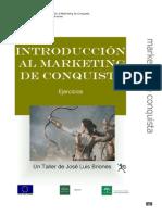 Manual Marketing de Conquista Ejercicios Jlb