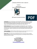Sampletest2007.pdf