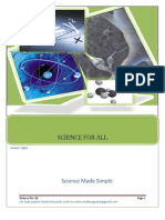Science 4 All August Edition