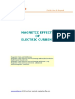 10_Sc_Phy_Magnetic Effects of Electric Current