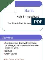 Scilab-Ricardo Métodos Lineares