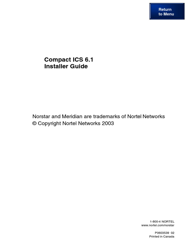 ... nortel cics installer guide 6 1 pdf computer network telephony  Microphone Jack Wiring Diagram Nortel Mics