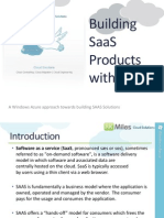 Building SaaS with Windows Azure.pdf