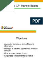 MA 03 Manejo Basico XP