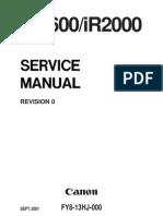 iR1600/iR2000