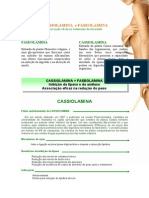 Cassiialamina e Faseolamina