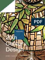 20th Century Design | Skinner Auction 2692B