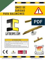 Manual de Uso Balancines