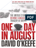 One Day in August by David O'Keefe