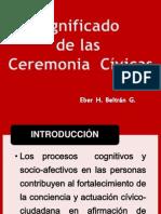 Valor Del Civismo