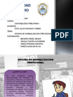 Diapositivas de La ONP