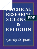 Psychical Research Science and Religion by Stanley de Brath