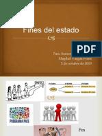 Fines Del Estado