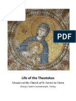 Orthodox Christianity Life of Panayia