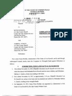 Lisa Knoefel wrongful death lawsuit