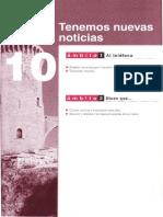 Cuaderno de ejercicios SUEÑA A1-A2 parte 10